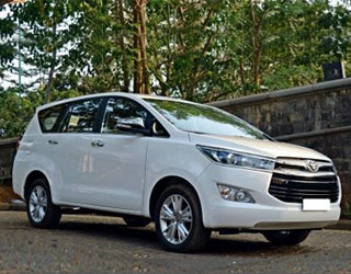 Innova Crysta on Rent